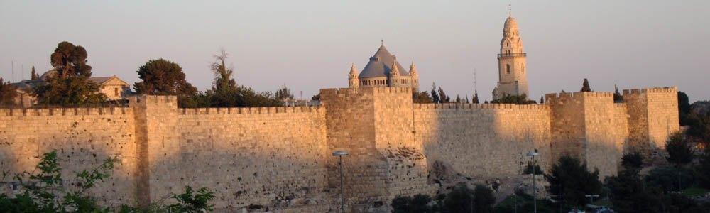 Murallas-Jerusalen